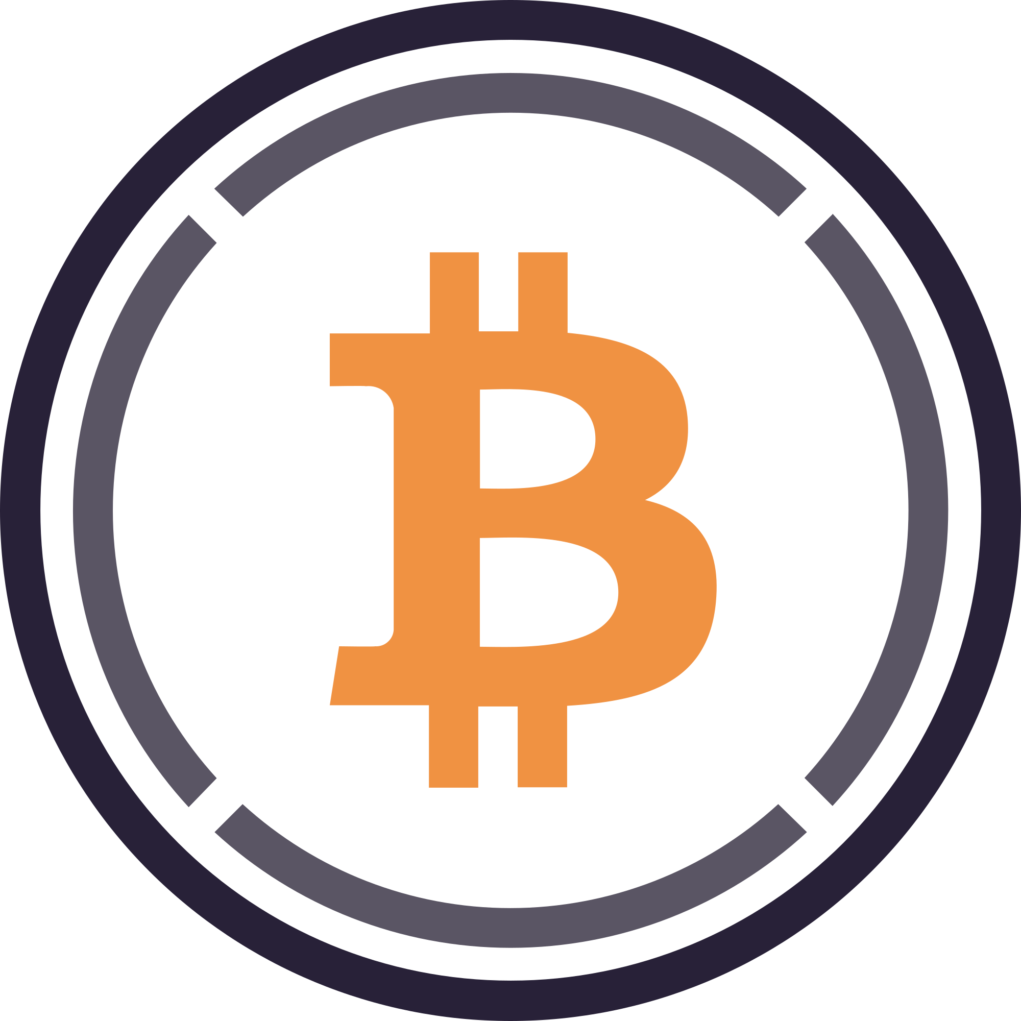 Wrapped Bitcoin (WBTC) Logo .SVG and .PNG Files Download